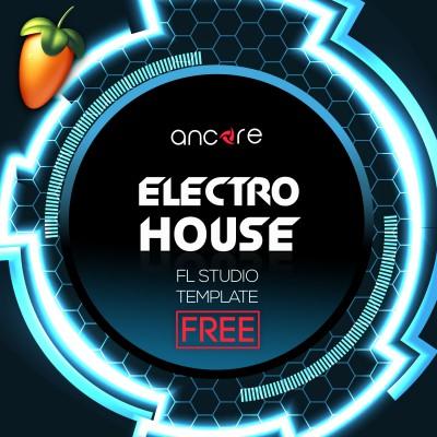 Electro House FL Studio Template [FREE]