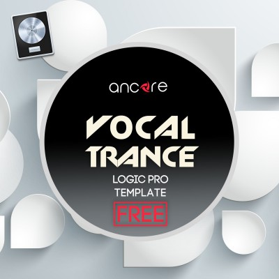 Vocal Trance Logic Pro Template [FREE]