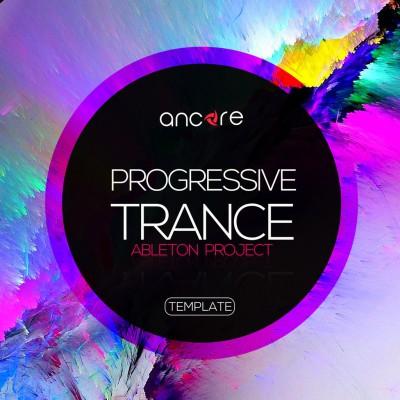 Progressive Trance Ableton Template