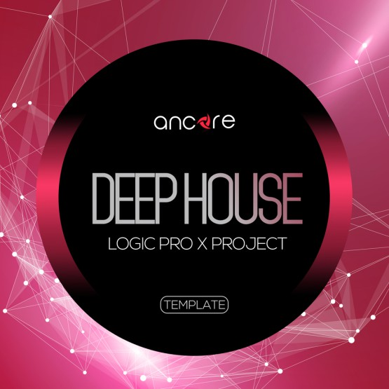 Deep House Logic Pro X Template [FREE]