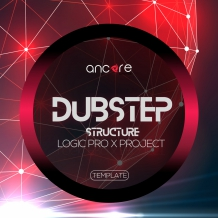 DubStep Structure Logic Pro X Template [FREE]