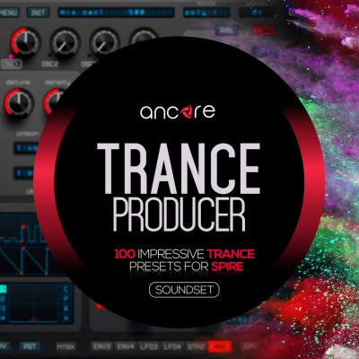 Trance Producer Spire Presets